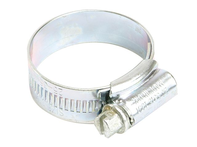 Jubilee® Zinc Plated Hose Clips