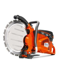 "Husqvarna K970 Ring Petrol Disc Cutter With 14"" Blade"