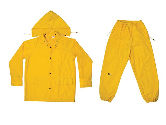 Kuny's R102 3-Piece Yellow Polyester Suits