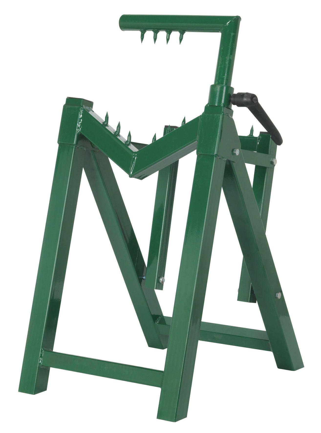 Sealey Heavy-Duty Log Stand Ø230mm Capacity