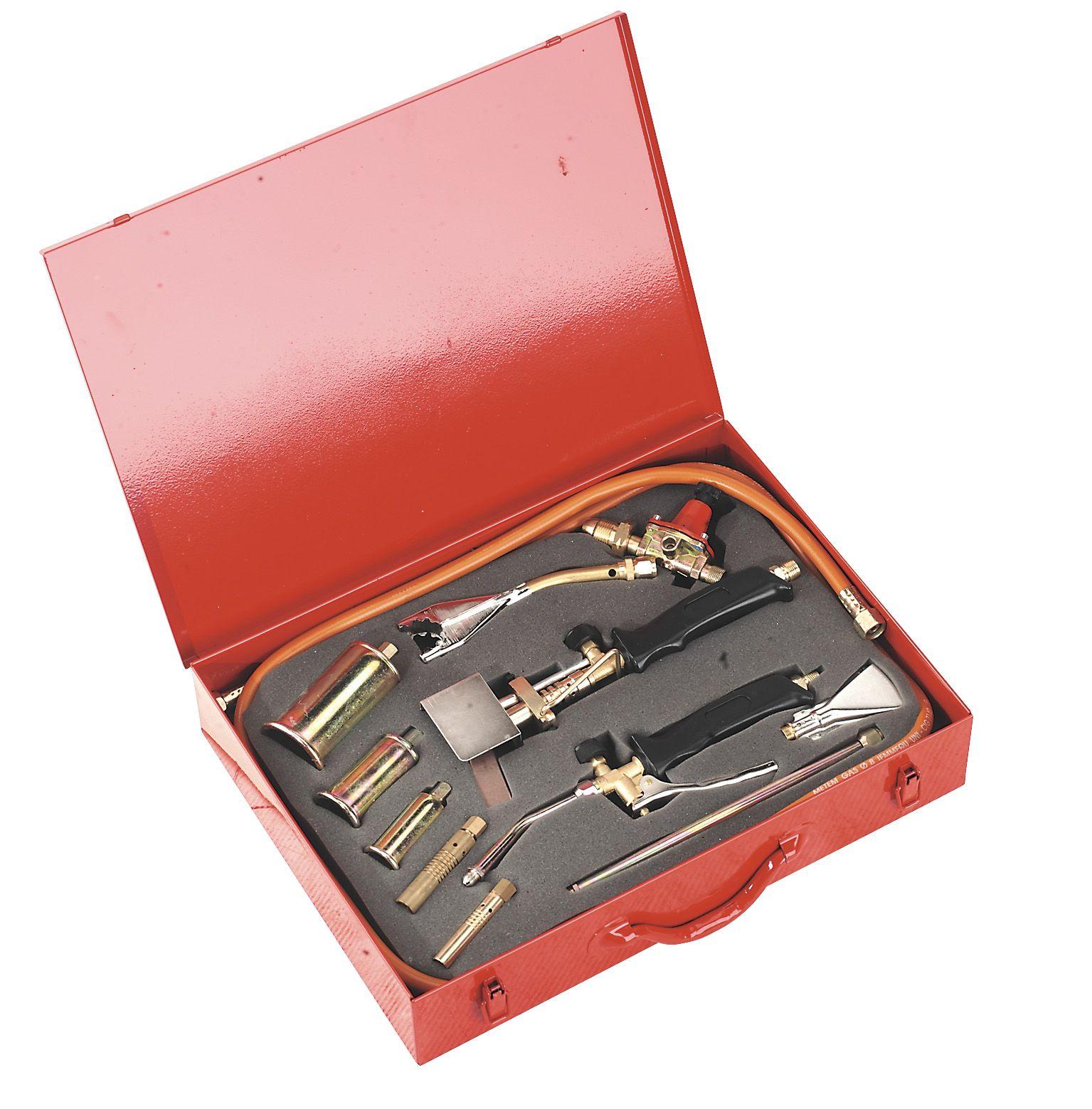 Sealey Propane Torch Kit 14pc
