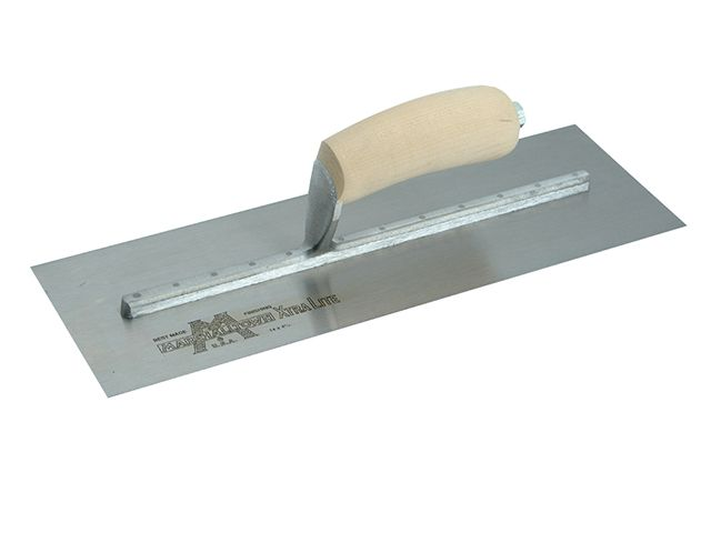 Marshalltown MXS Cement Trowels Wooden Handle