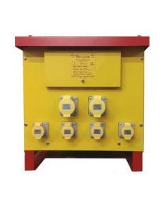 Electro-Wind Site Transformer 10 KVA 415V To 110V 4x 16A 2x 32A Outlet