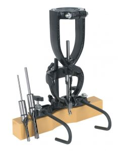 Sealey Wood Mortising Attachment 40-65mm with Chisels