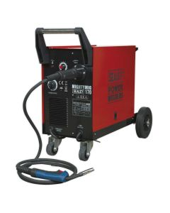 Sealey Mightymig Professional Gas/No-Gas MIG Welder 170Amp with Euro Torch