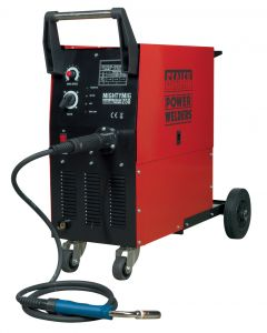 Sealey Mightymig Professional Gas/No-Gas MIG Welder 250Amp with Euro Torch