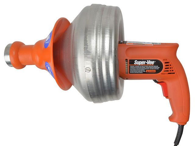 Monument Drain SV-F  Super-Vee Power Drain Cleaners