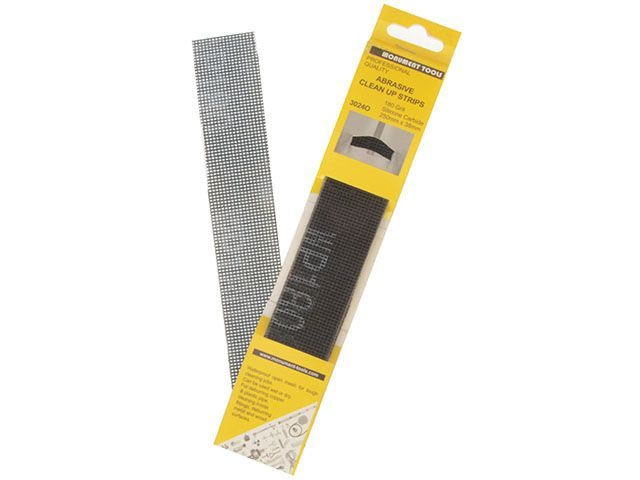 Monument 3024O Abrasive Clean Up Strips (10)
