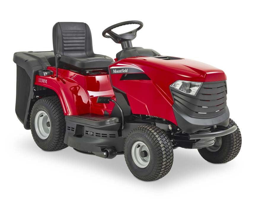 Mountfield 1330M Petrol Ride On Lawn Mower 84cm