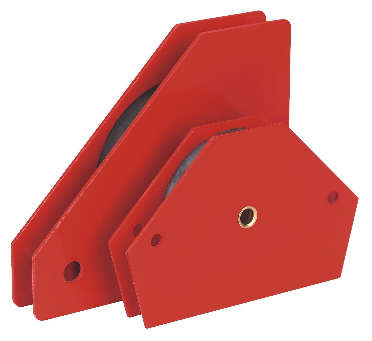 Sealey Magnetic Quick Clamp Set 2pc