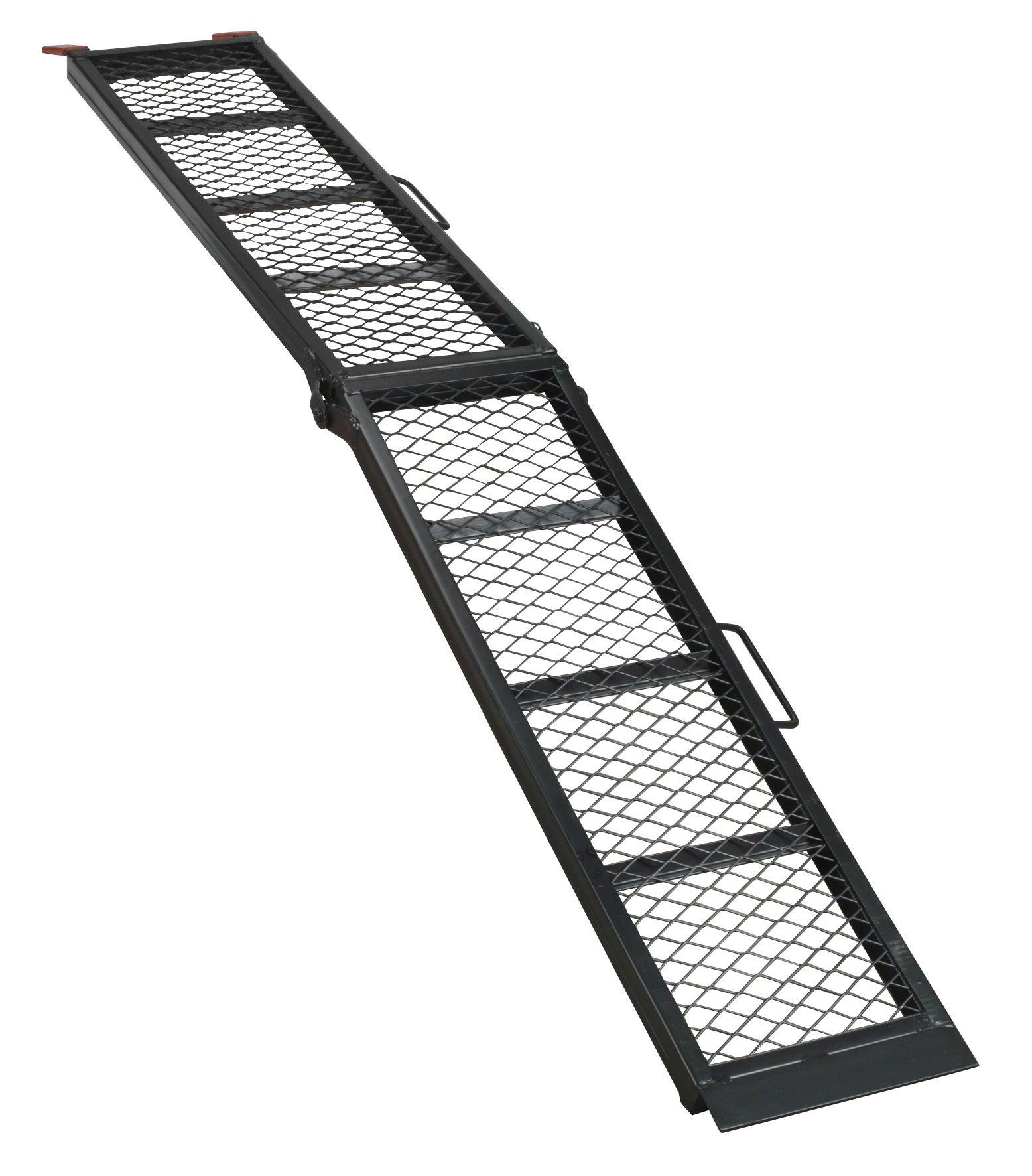 Sealey Steel Mesh Folding Loading Ramp 360kg Capacity