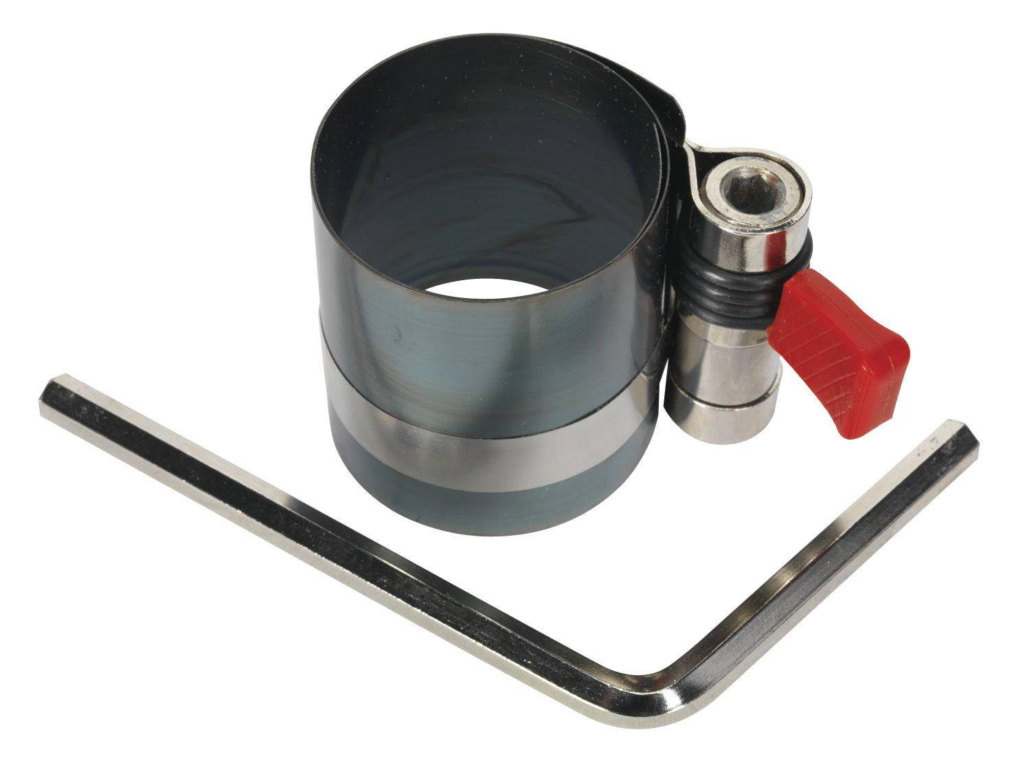 Sealey Piston Ring Compressor 50mm Ø38-83mm