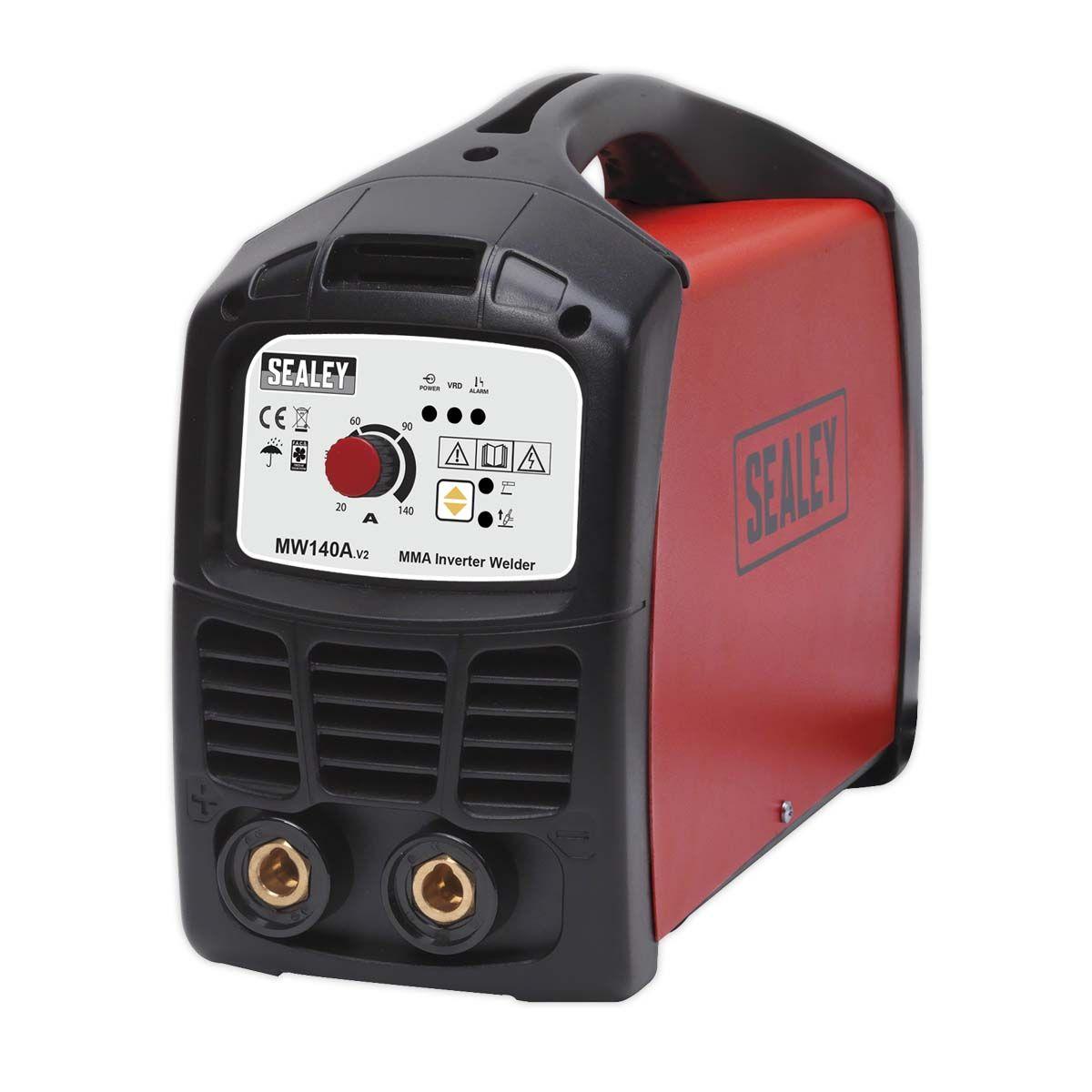 Sealey Inverter Welder 140Amp 230V