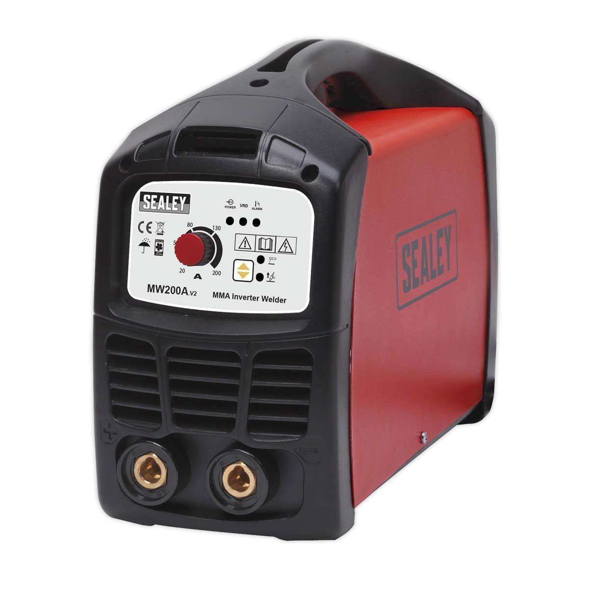 Sealey Inverter Welder 200Amp 230V