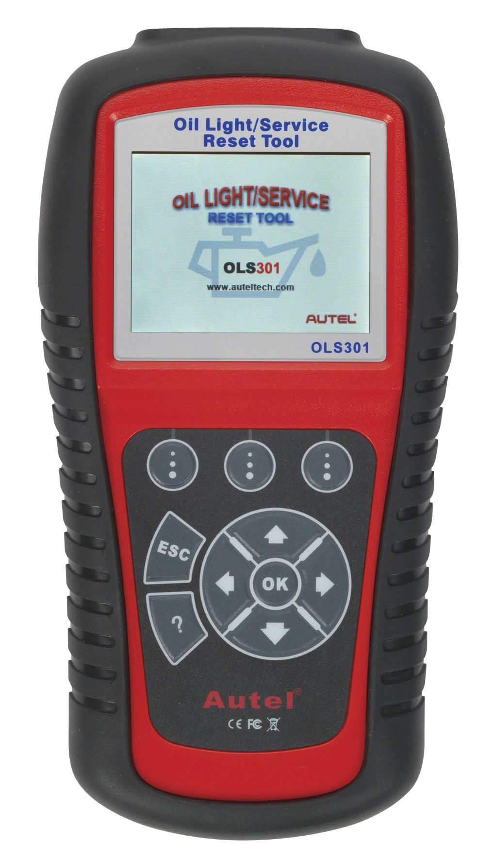 Sealey Autel EOBD Code Reader - Oil & Service Reset Tool