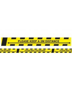 Ox Tools Social Distancing Tape
