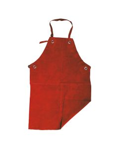 Parweld P3720 Red Apron with Ties