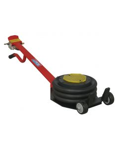 Sealey Premier Air Operated Fast Jack 3tonne Three Stage - Long Handle
