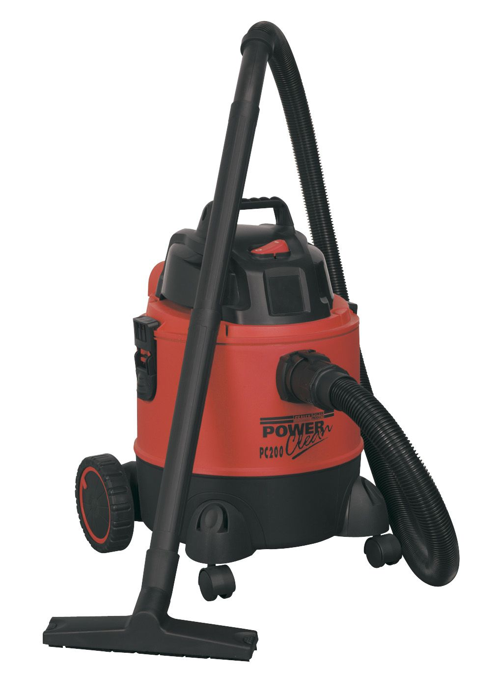 Sealey Vacuum Cleaner Wet & Dry 20L 1250W/230V