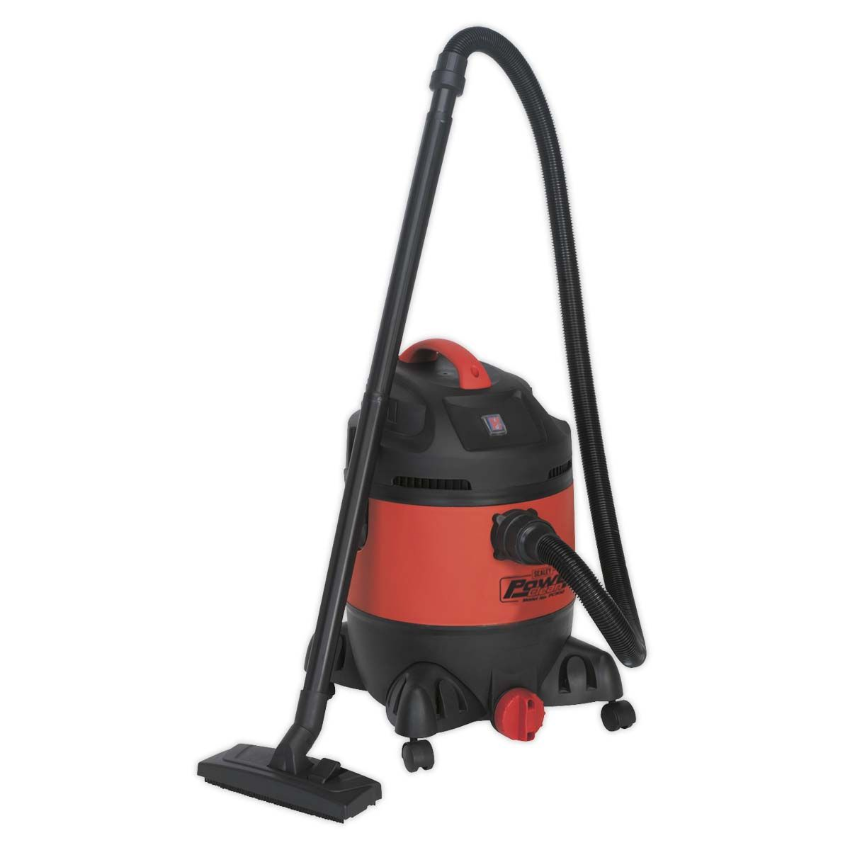 Sealey Vacuum Cleaner Wet & Dry 30L 1400W/230V