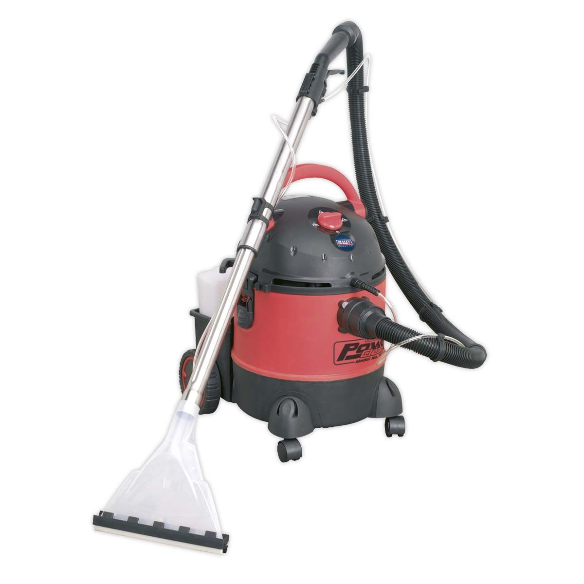 Sealey Valeting Machine Wet & Dry with Accessories 20L 1250W/230V