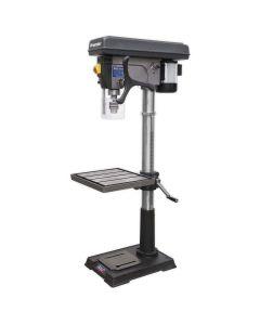 Sealey Premier Pillar Drill Floor 12-Speed 1710mm Height 230V