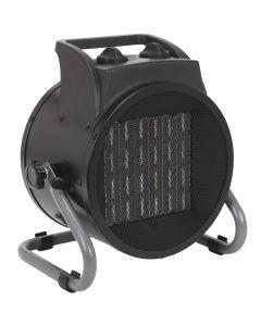 Sealey PEH3001 Industrial 3kW PTC Fan Heater 230v