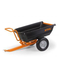 Stihl Ride On Lawn Mower Pick Up 300 Trailer
