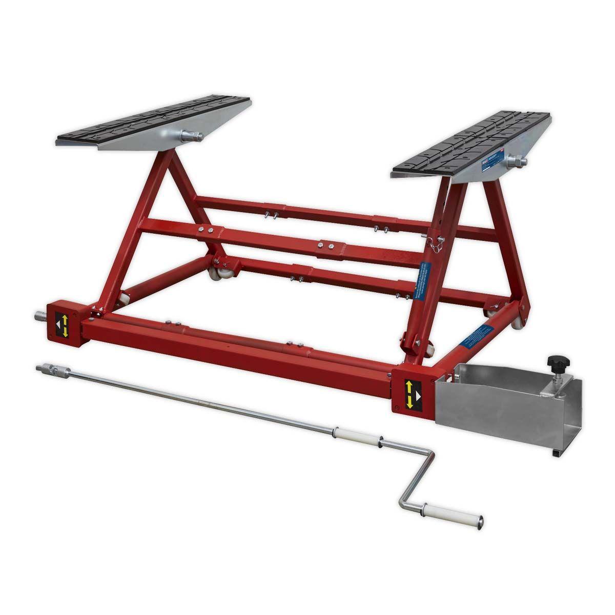 Sealey Portable Pivot Car Lift 1500kg