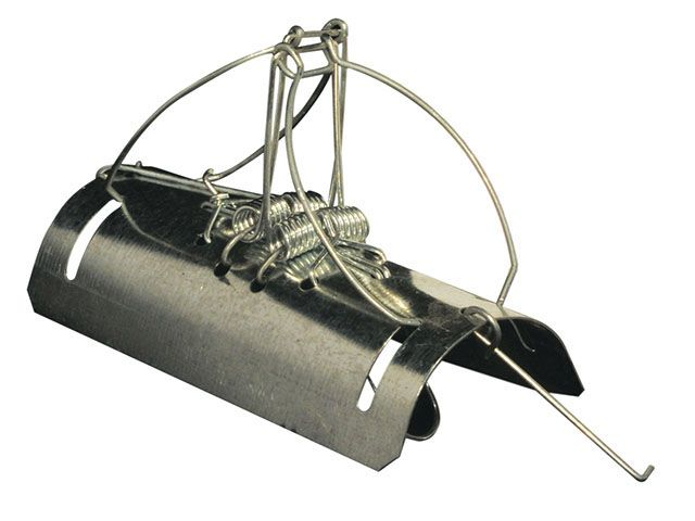 Pest-Stop Systems Tunnel Type Mole Trap