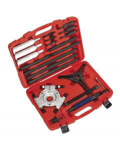 Sealey Hydraulic Bearing Separator/Puller
