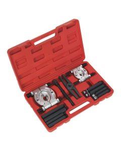 Sealey Double Mechanical Bearing Separator/Puller Set 12pc