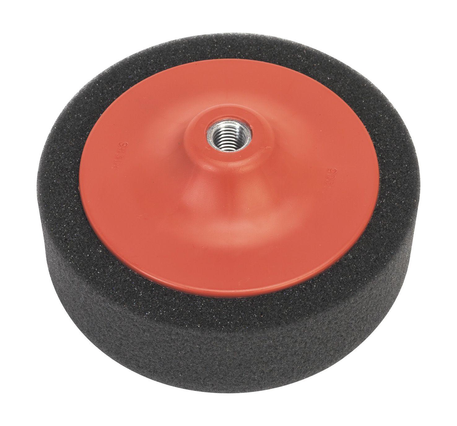 Sealey Buffing & Polishing Foam Heads 150 x 50mm M14 x 2mm