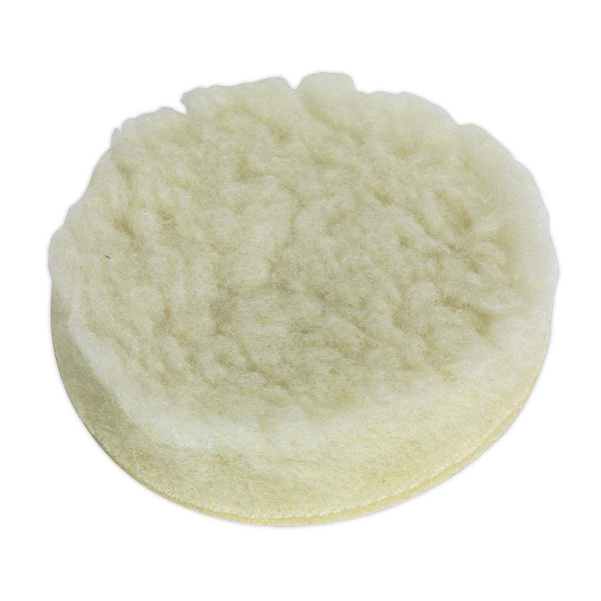 Sealey Polishing Mop Ø75mm