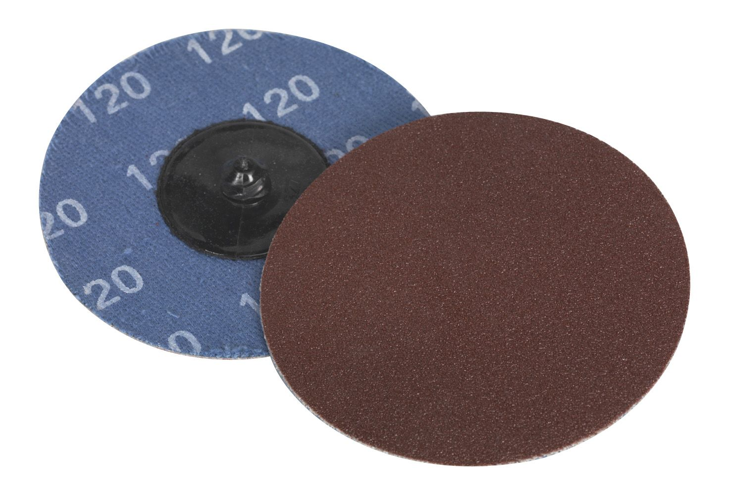 Sealey 75mm Quick Change Sanding Discs Packs Of 10
