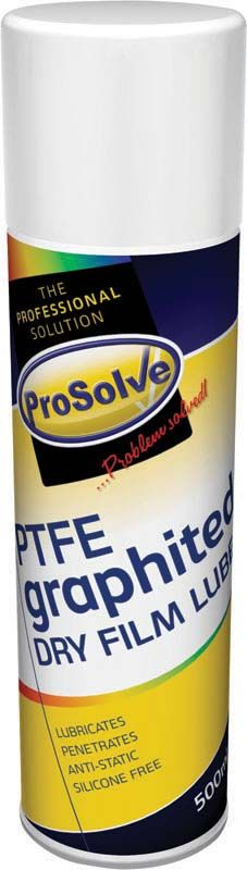 Prosolve Graphited Dry Film Lube Aerosol 500ml