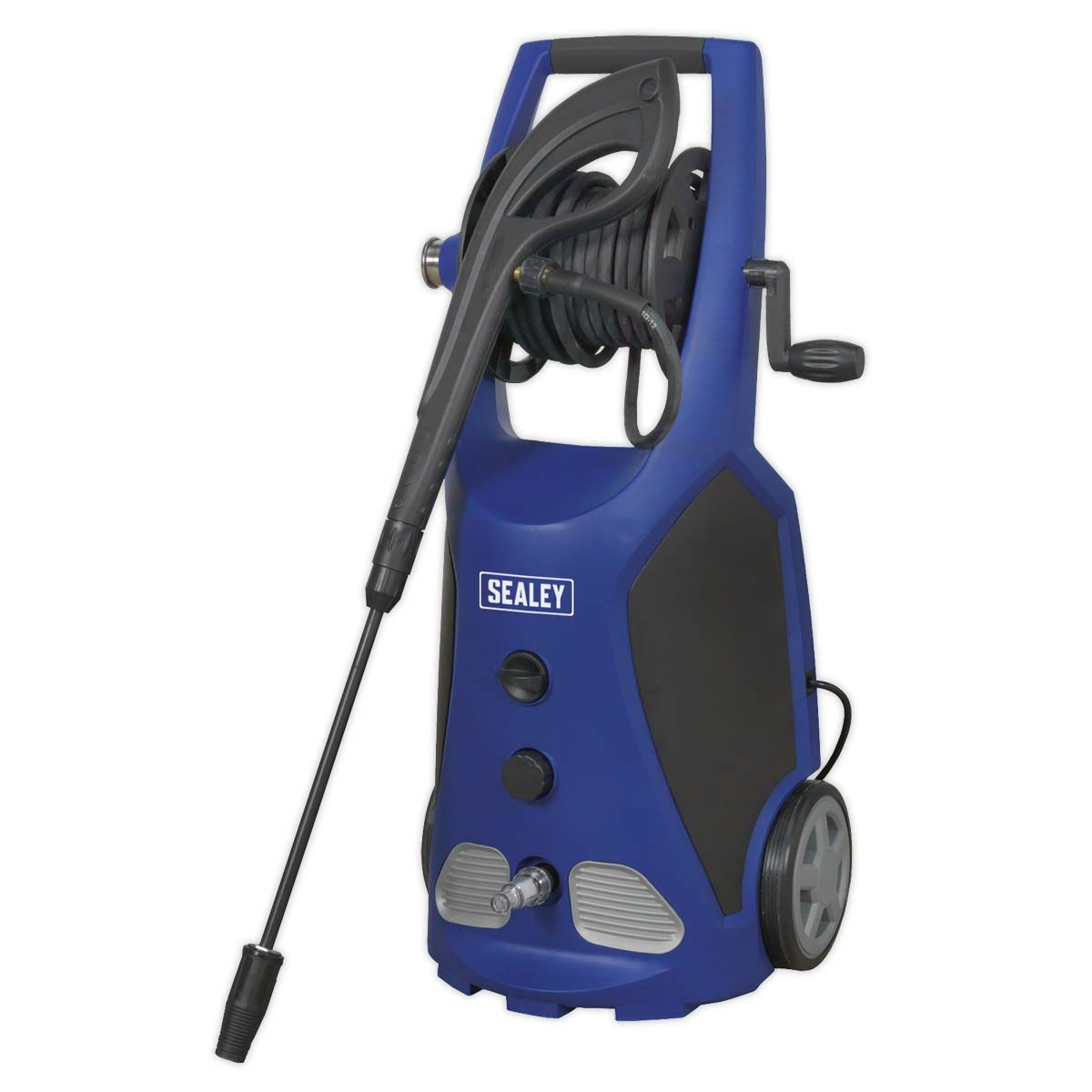 Sealey Professional Pressure Washer 140bar with TSS & Rotablast Nozzle 230V