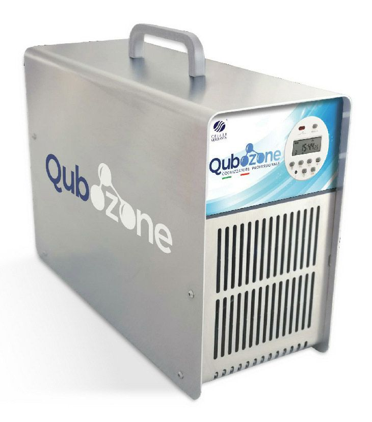 Qubozone 10 Portable Sanitisation System
