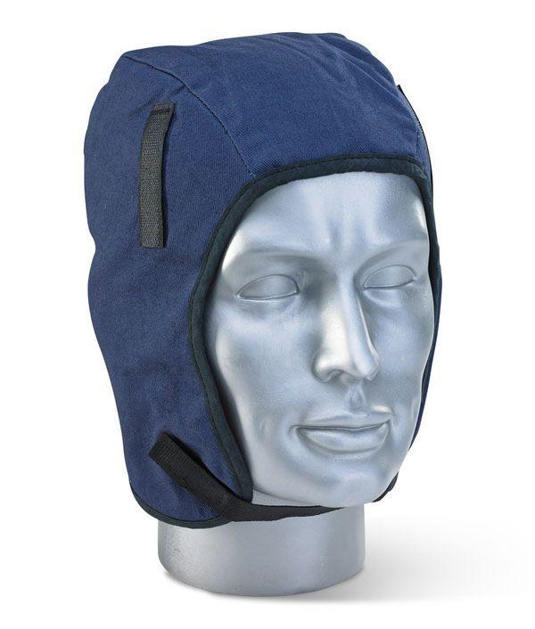 Click Winter Helmet Liner Blue