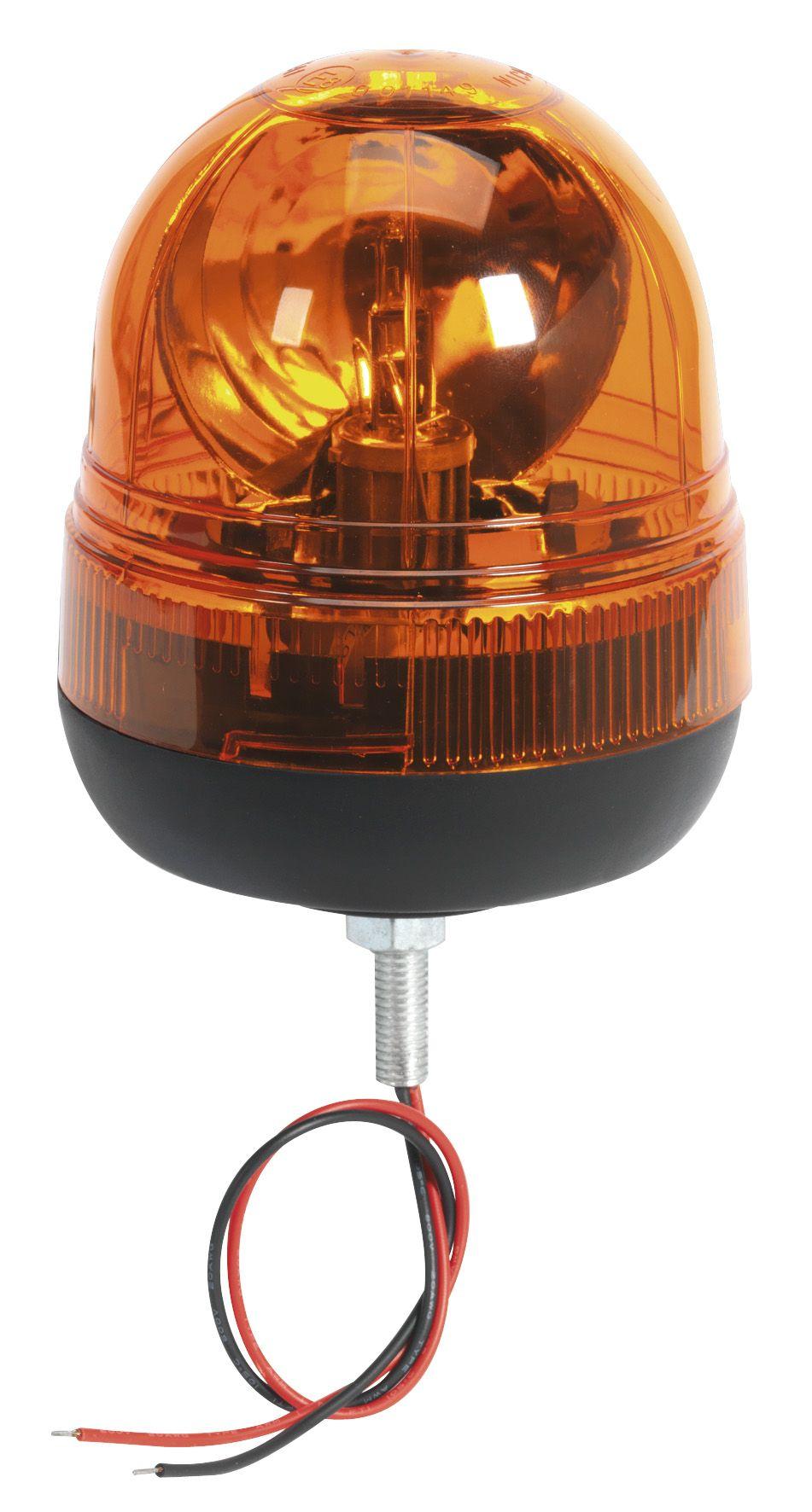 Sealey Rotating Beacon 12/24V 12mm Bolt Fixing