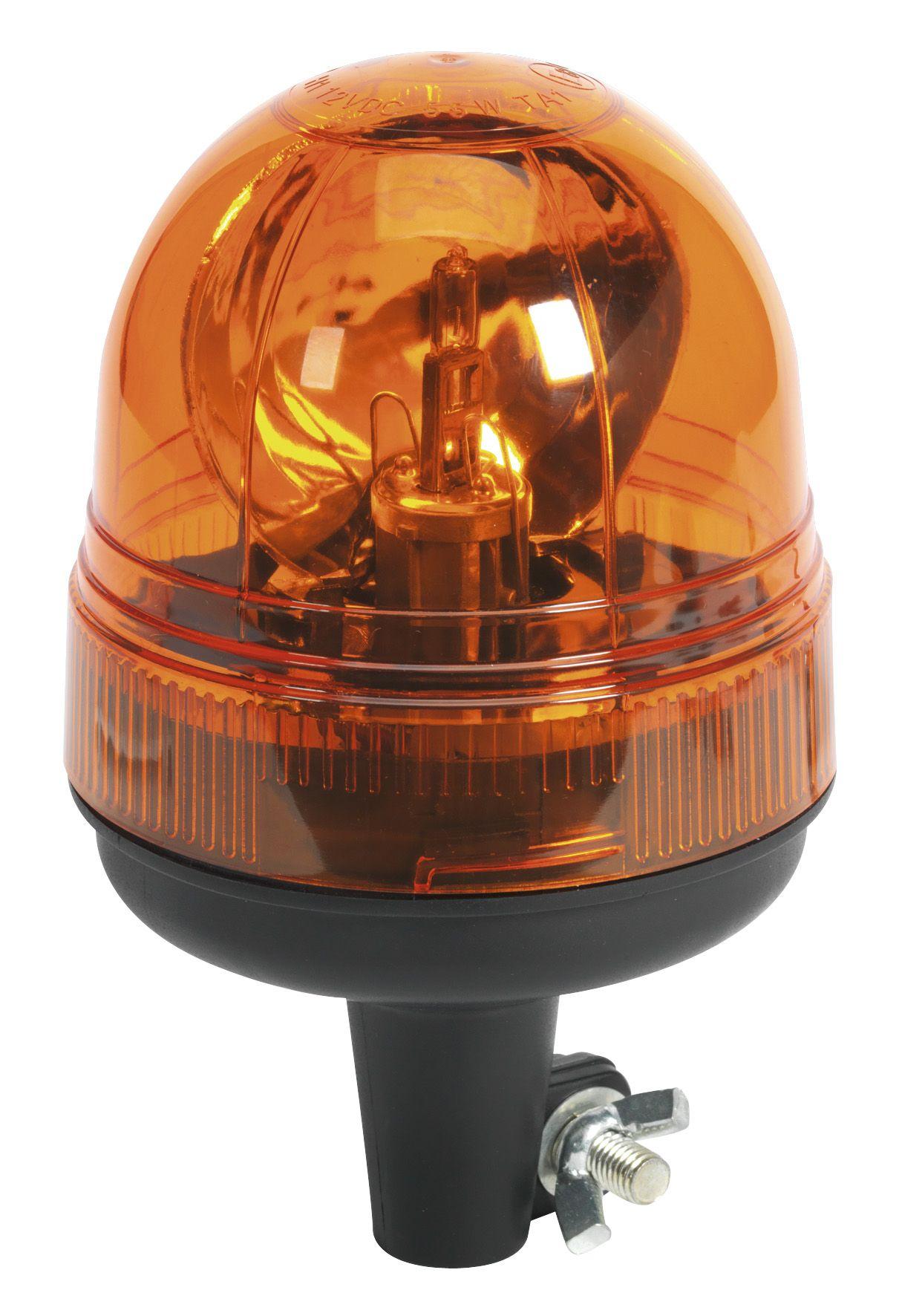 Sealey Rotating Beacon 12/24V Fixed Spigot Base