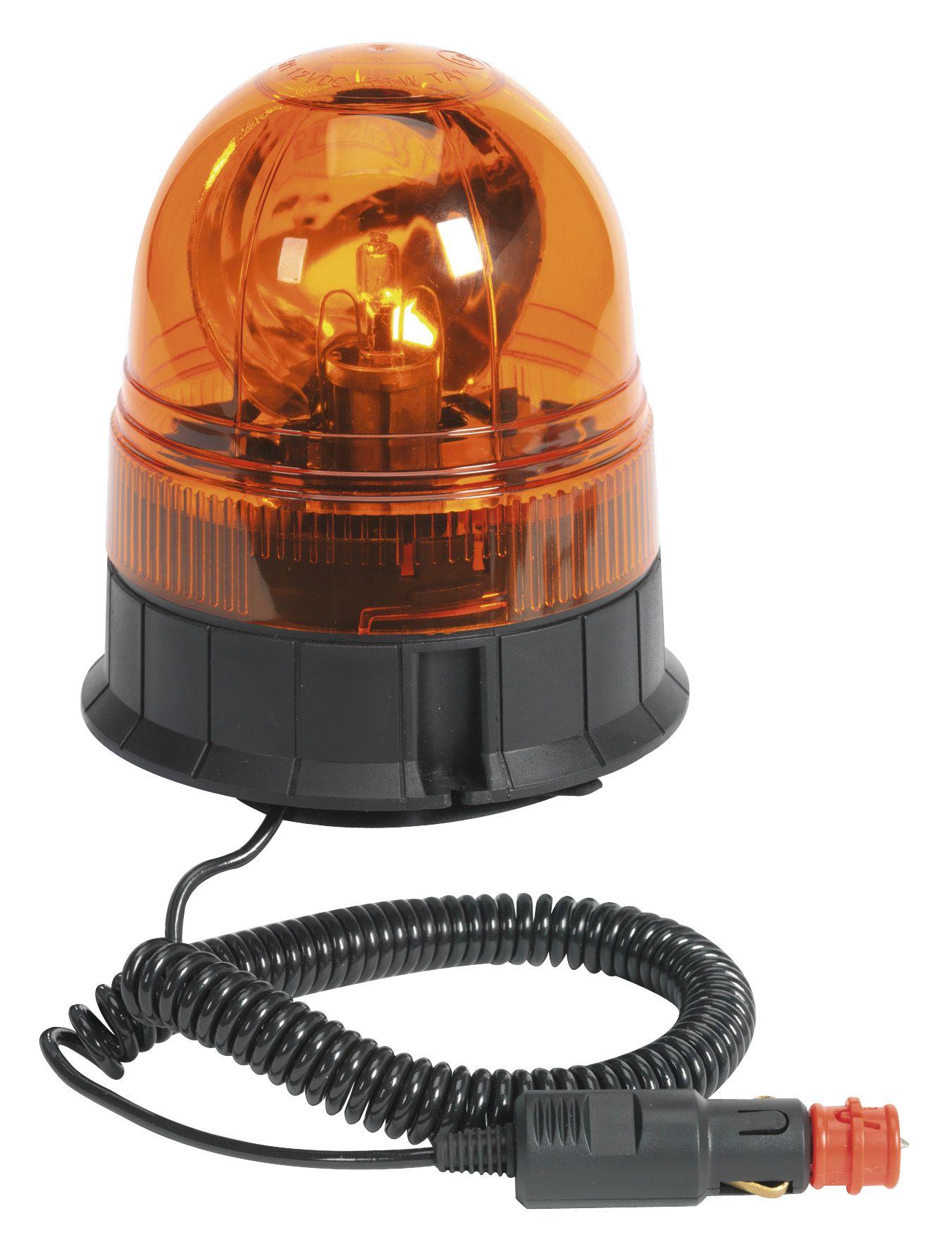 Sealey Rotating Beacon 12/24V Magnetic Base