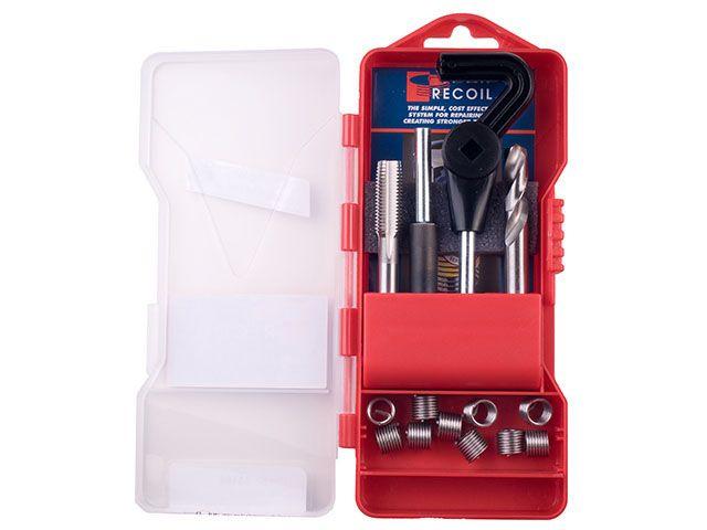Recoil Insert Kit BSP 1/8 - 28 tpi 10 Inserts