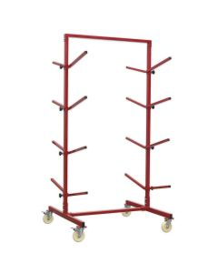 Sealey Bumper Rack Double-Sided 4-Level