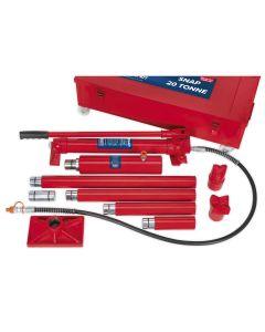 Sealey Hydraulic Body Repair Kit 20tonne Snap Type