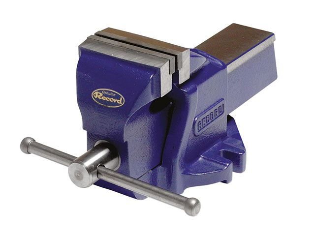 Irwin Record Mechanics Vice