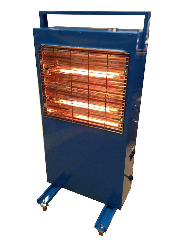 Broughton RG308 Infrared Carbon Quartz Heater