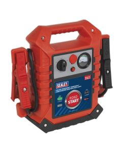 Sealey RoadStart Emergency Jump Starter 12/24V 3000/1500 Peak Amps