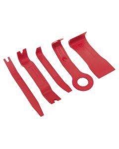 Sealey Trim & Upholstery Tool Set 5pc