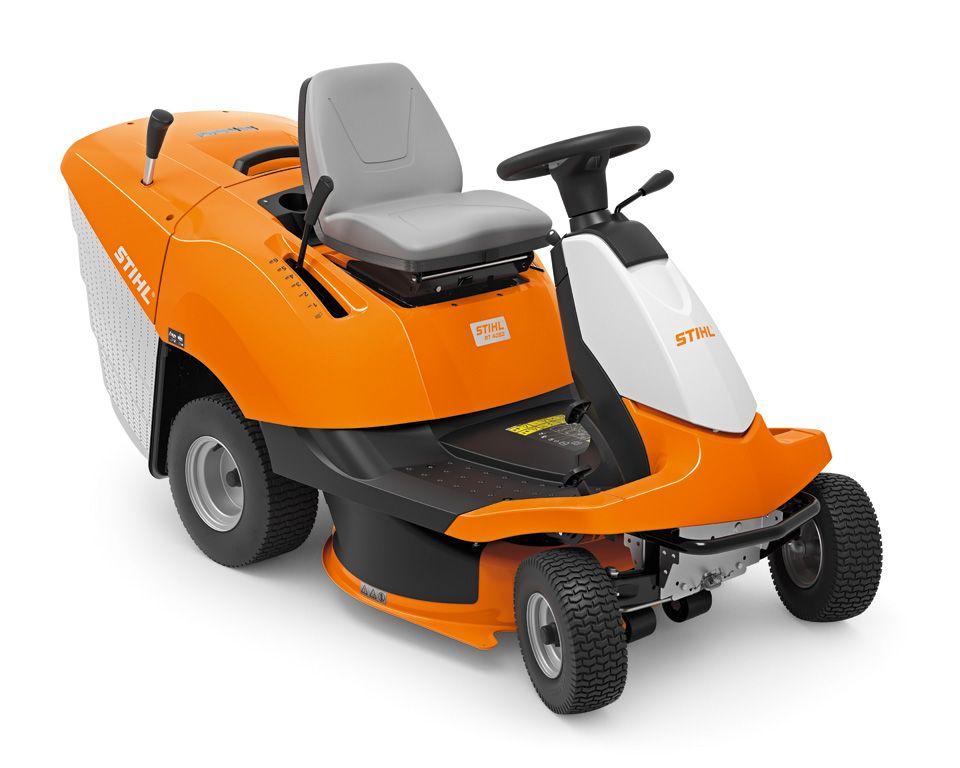 Stihl RT4082 Petrol Ride On Lawn Mower 80cm